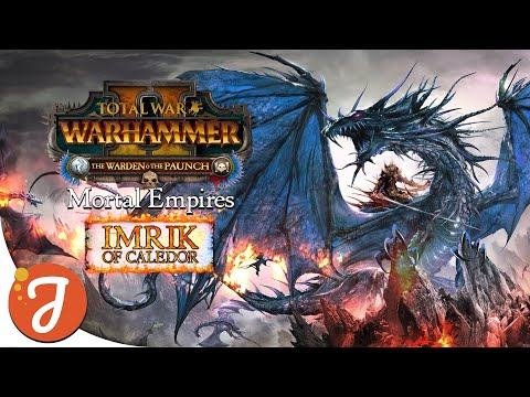 Lord Of Dragons | Prince Imrik Campaign #01 | Total War: WARHAMMER II