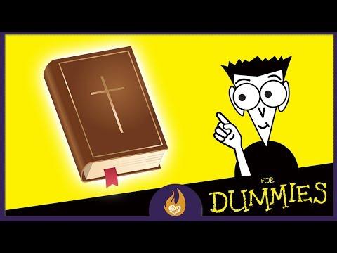 Todo lo que debes saber de La Biblia