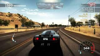 Need For Speed Hot Pursuit 2010 Online PC Español - Carrera Con Un McLaren F1