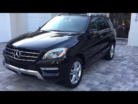 2013 Mercedes-Benz ML350 4Matic for sale by Auto Europa Naples