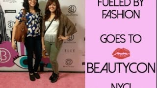 We went to BeautyCon NYC! Thumbnail
