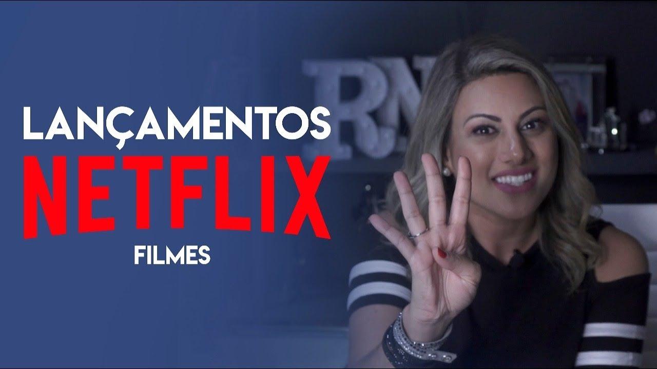 Lançamentos Netflix (filmes)   Rebeca Nemer   #DicaDaBeca