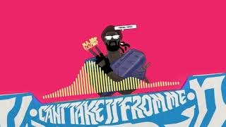 Major Lazer - Can't take it from me Ft. Skip Marley (metaz remix)