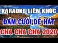 Karaoke Liên Khúc Cha Cha Cha Nhạc Sống | Nhạc Đám Cưới Hay Nhất 2019 | Trọng Hiếu