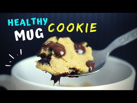 1-minute-chocolate-chip-cookie-(healthy-and-tasty!-made-in-a-mug)
