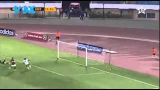 المنتخب الأولمبي لكرة القدم يتعادل ضد نظيره المصري