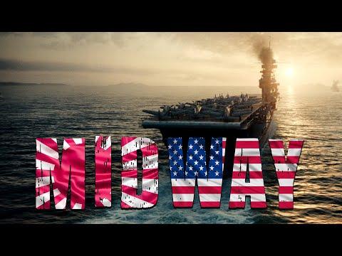 MIDWAY - О битве, истории, фильме и не только...