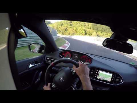 308 GTi By Peugeot Sport - Nürburgring-Nordschleife (Onboard, BTG, Runde 1)
