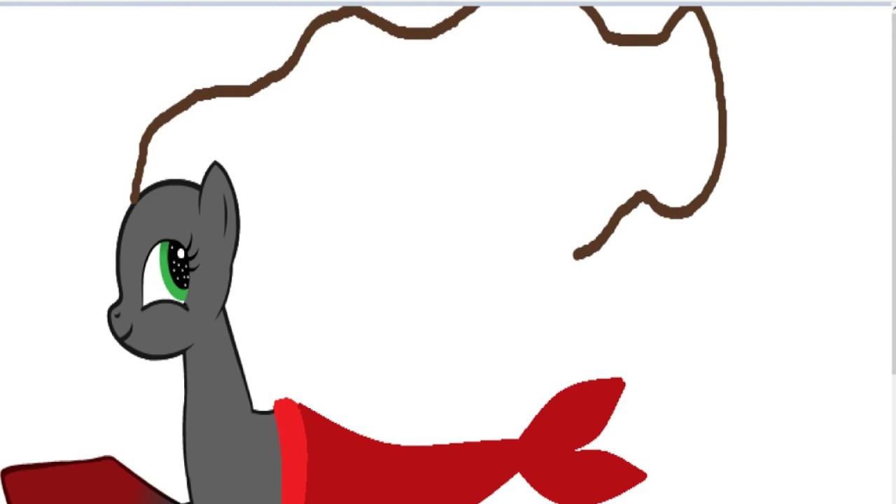 пони русалка - YouTube