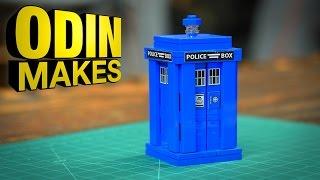 Odin Makes: Lego Dimensions TARDIS