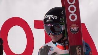 ❅ Spela Rogelj & Team SLOVENIJA 2016.1 Ski Jumping WC   ワールドカップ スキージャンプ 札幌  2016 シュペラロゲリ & スロベニアチーム