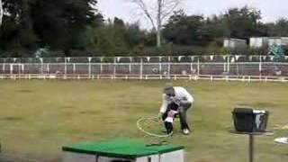 2007.11.11わんわん動物園にて.