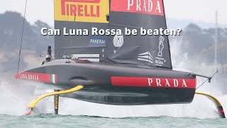 Skipper jimmy spithill believes luna rossa literally ground the british out of second day prada cup final, and they're ready to do it again. read ...
