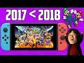 2018 Nintendo Switch Games Could Be Even Better!