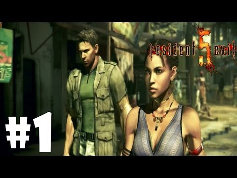 Resident Evil 5 | Walkthrough Español | Parte 1