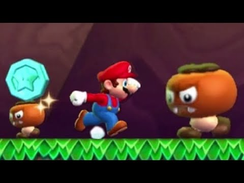 Super Mario Run - All Secret Courses in Remix 10 (? Courses)