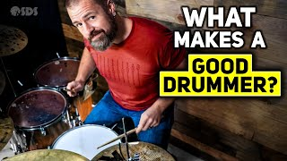 10 Ways To Tell If You're a Good Drummer