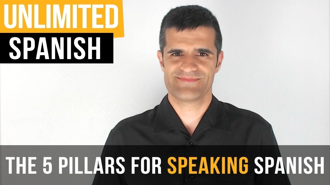 Unlimited Spanish Podcast with Oscar | Unlimited Spanish | Helping you to Speak Fluently
