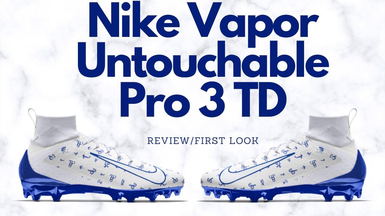 nike vapor untouchables pro 3