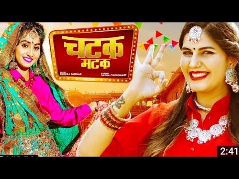 Download Chatak matak   sapna choudhry  Renuka Panwar   new haryani song