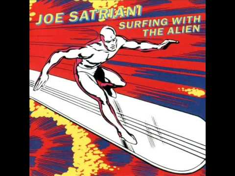 Surfing with the Alien Backing Track Joe Satriani