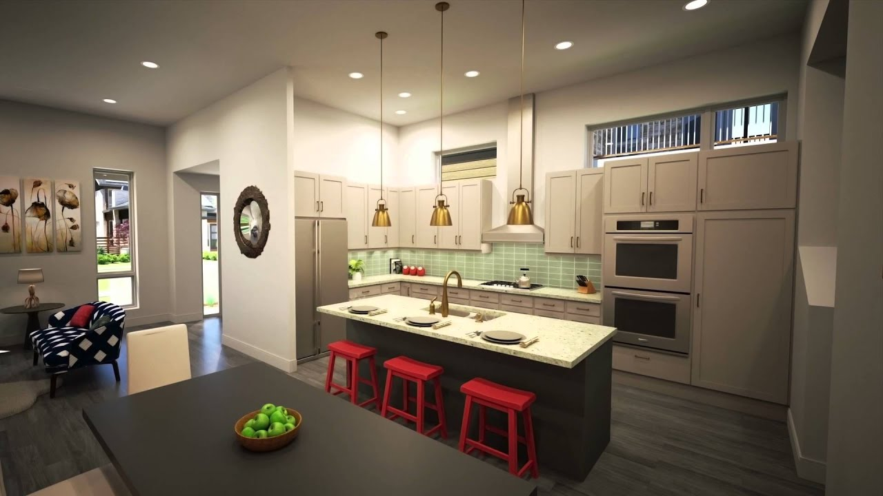 Thrive home builders the bliss floor plan at boulevard for Thrive homes denver