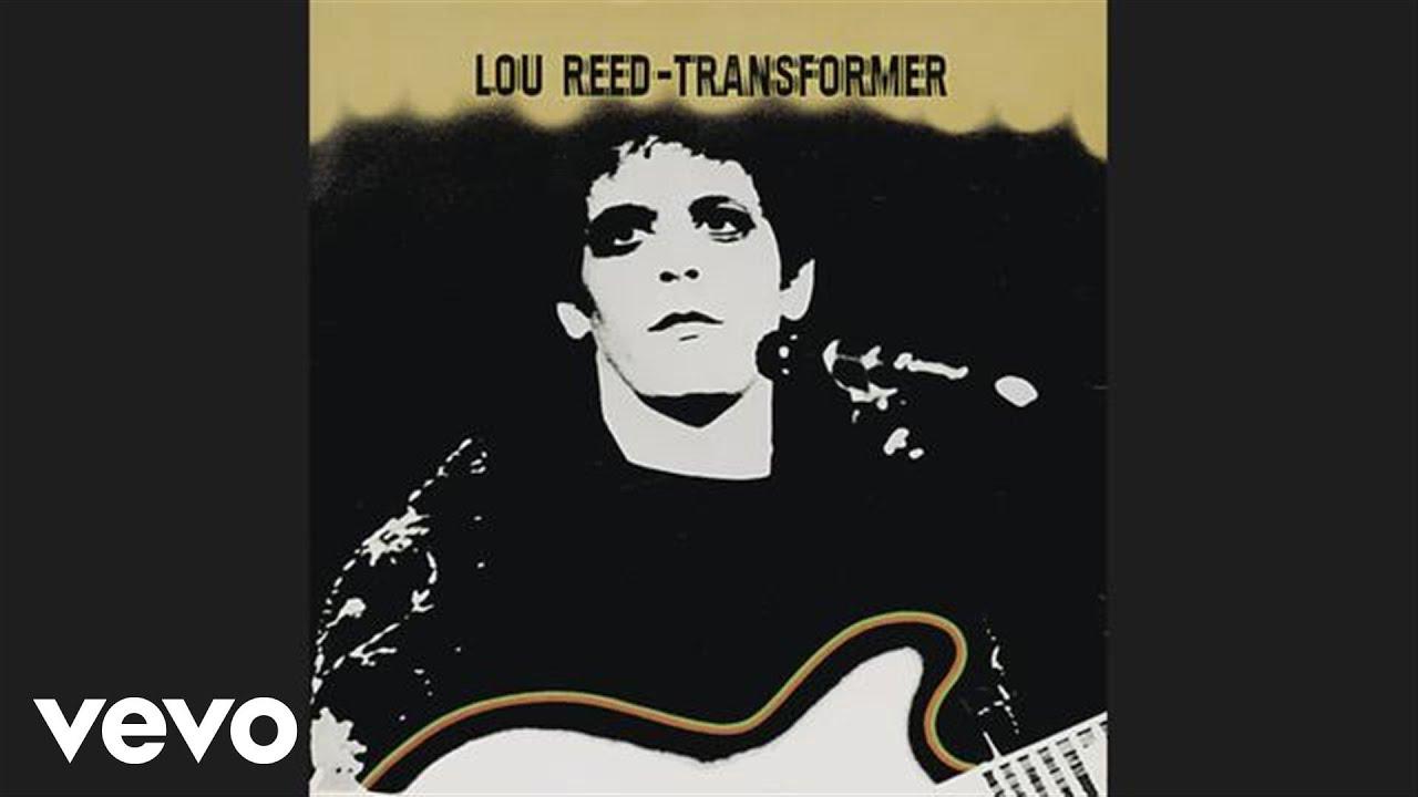 Lou Reed - Satellite of Love (audio)