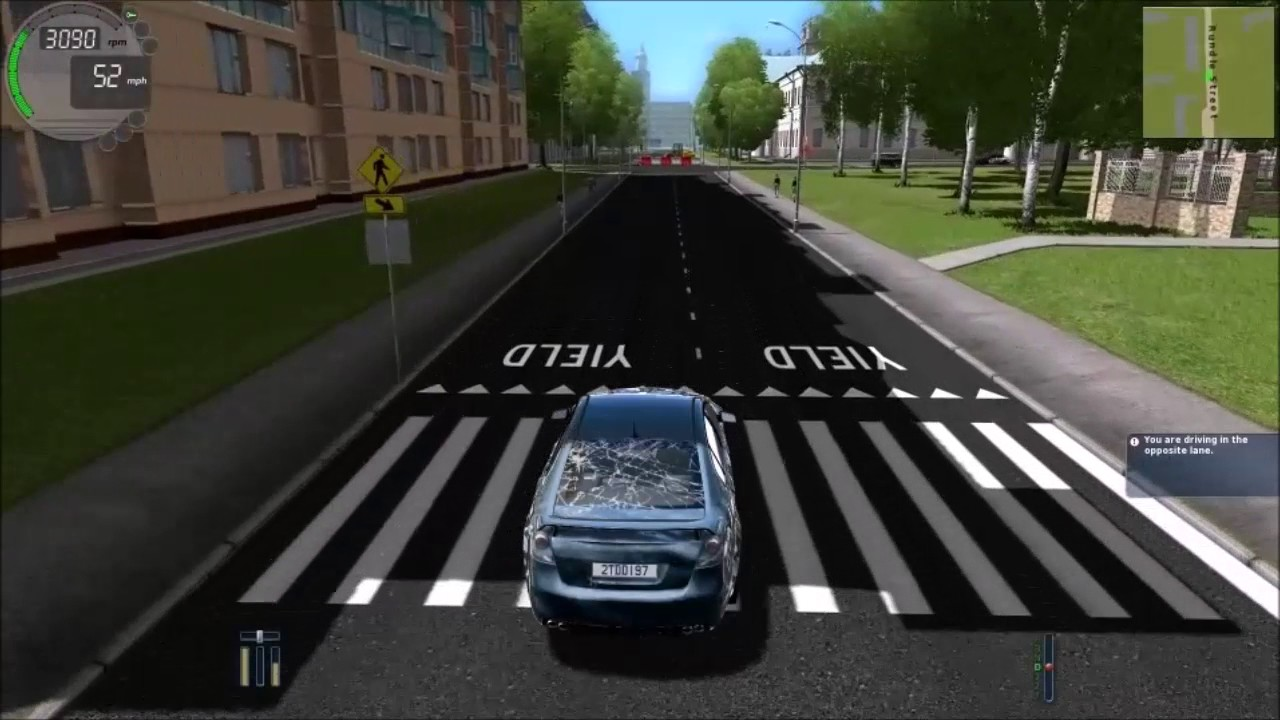 City Car Driving Home Edition Gameplay