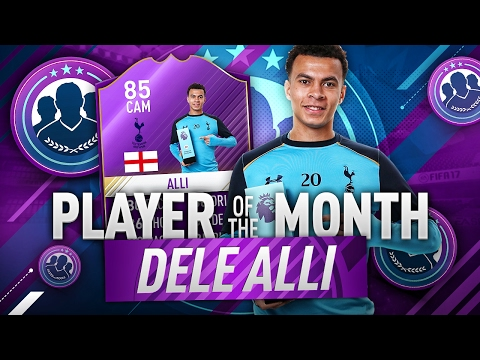 NEW PLAYER OF THE MONTH!