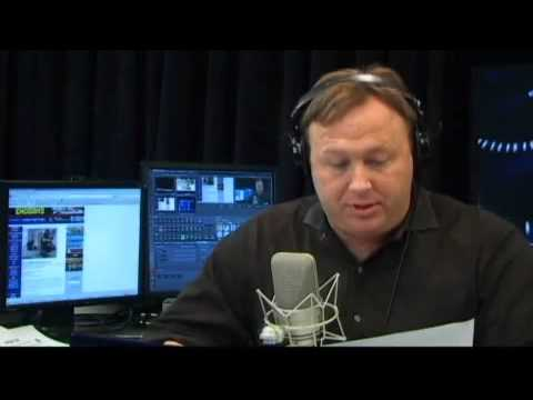 Alex Jones - Drills Terrorize & Victimize Schoolchildren 1 of 3
