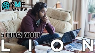 Lion - Movie Review