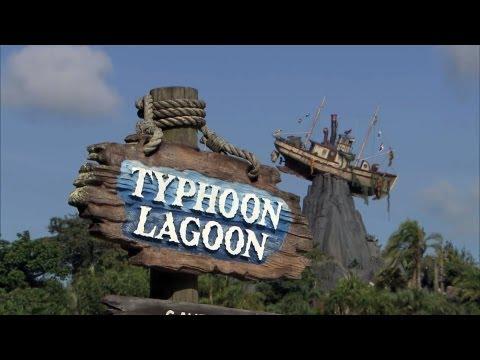 TYPHOON LAGOON - Highlight Tour - Disney Water Park - Walt Disney World