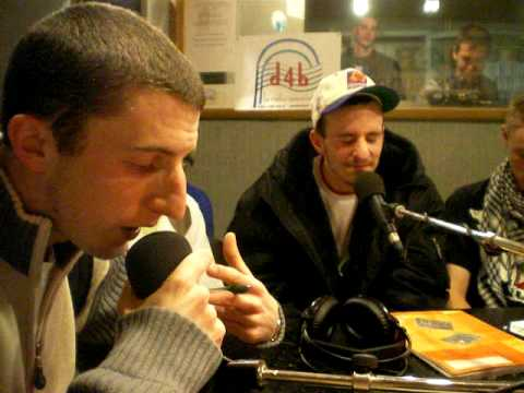 20Syl & Raph @ Radio D4B - Melle