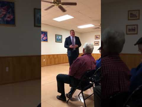 2018 Knox County Mayoral Candidate Glenn Jacobs