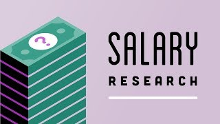 How to Research Salary Information