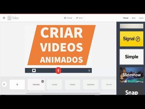 Como criar videos animados online em poucos minutos - Adobe Spark