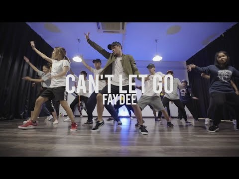 Can't Let Go - Faydee | Beginner Class | Faruq Suhaimi Choreography