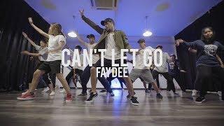 Can T Let Go Faydee Beginner Class Faruq Suhaimi Choreography