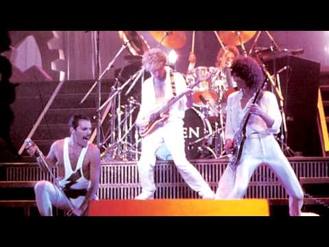 Queen - Hammer to Fall (Remix)