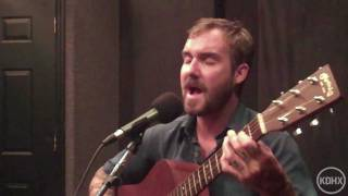 "William Elliot Whitmore ""Not Feeling Any Pain"" Live at KDHX 7/28/11 (HD)"