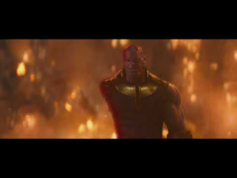 Avengers Infinity War Thanos Gets The Reality Stone Scene