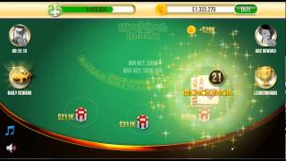 How to play Blackjack Infinite Game