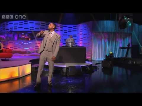 Will Smith, Jaden, DJ Jazzy Jeff y el baile de 'Carlton Banks'