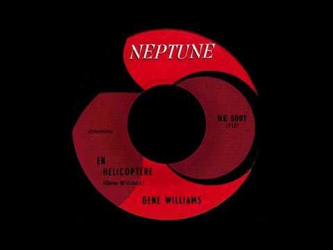 Gene Williams  En hélicoptère  1968