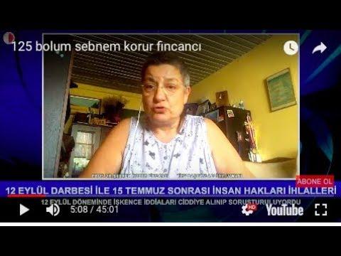 TÜRKİYE'DE İNSAN HAKLARI İHLALLERİ- PROF. DR. ŞEBNEM KORUR FİNCANCI