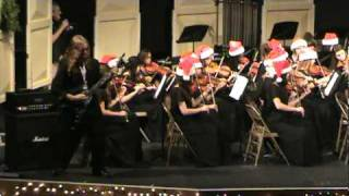 Christmas Eve Sarajevo - Calvert High School Orchestra (Cover)