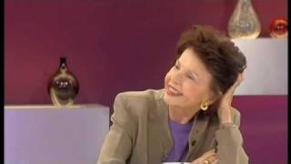 Andrea McLean asks Leslie Caron what Warren Beatty is like in bed