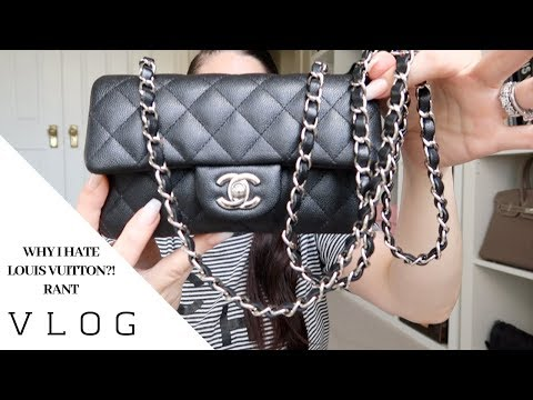 """WHY I """"HATE"""" LOUIS VUITTON?! RANT😡 