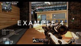 FaZe Spratt: Example 4 - A Black Ops 2 Montage