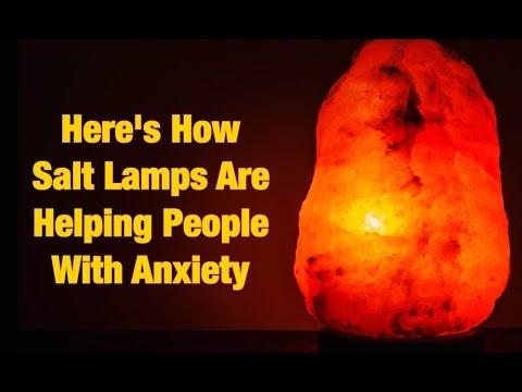 How Salt Lamps Work